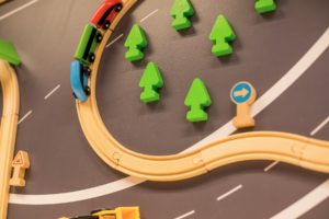 Bild Holzeisenbahn